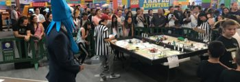 DCLA First LEGO League QT 2016